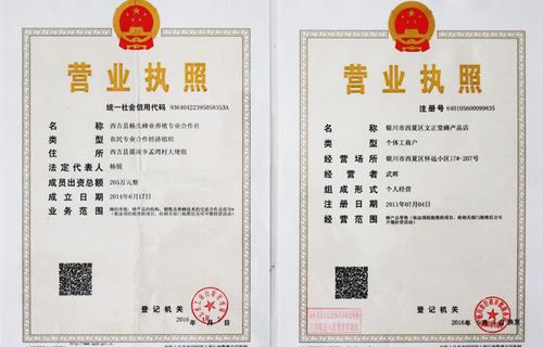 黑龙江食品流通许可证材料